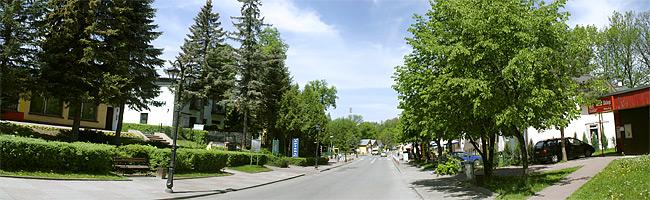 Centrum Horyńca-Zdroju