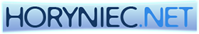 Logo Horyniec.NET